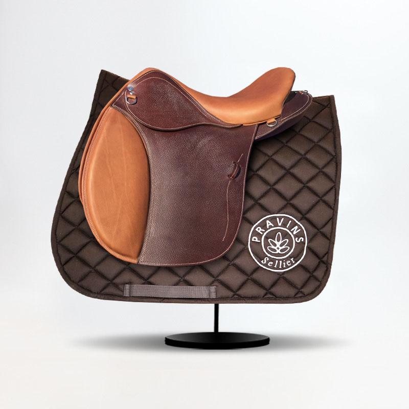 "Rambling and Trekking saddle - Model ""AVENTURE"""